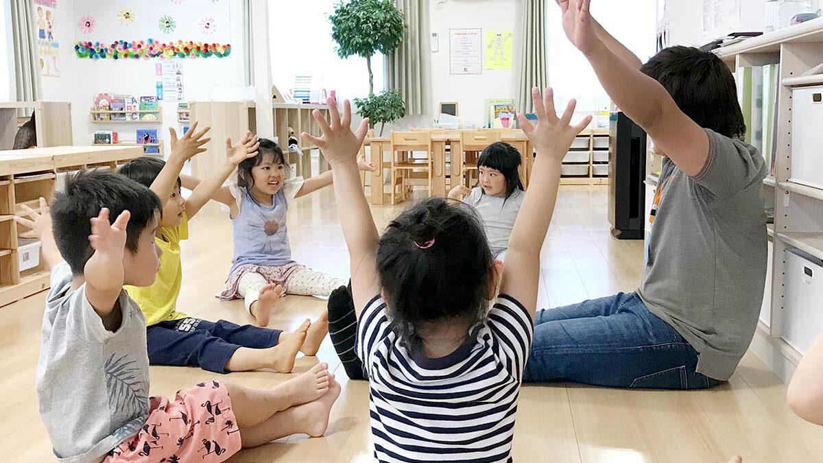 大阪・滋賀のプリスクールKids&More|英語が身につくキッズ&モア保育園